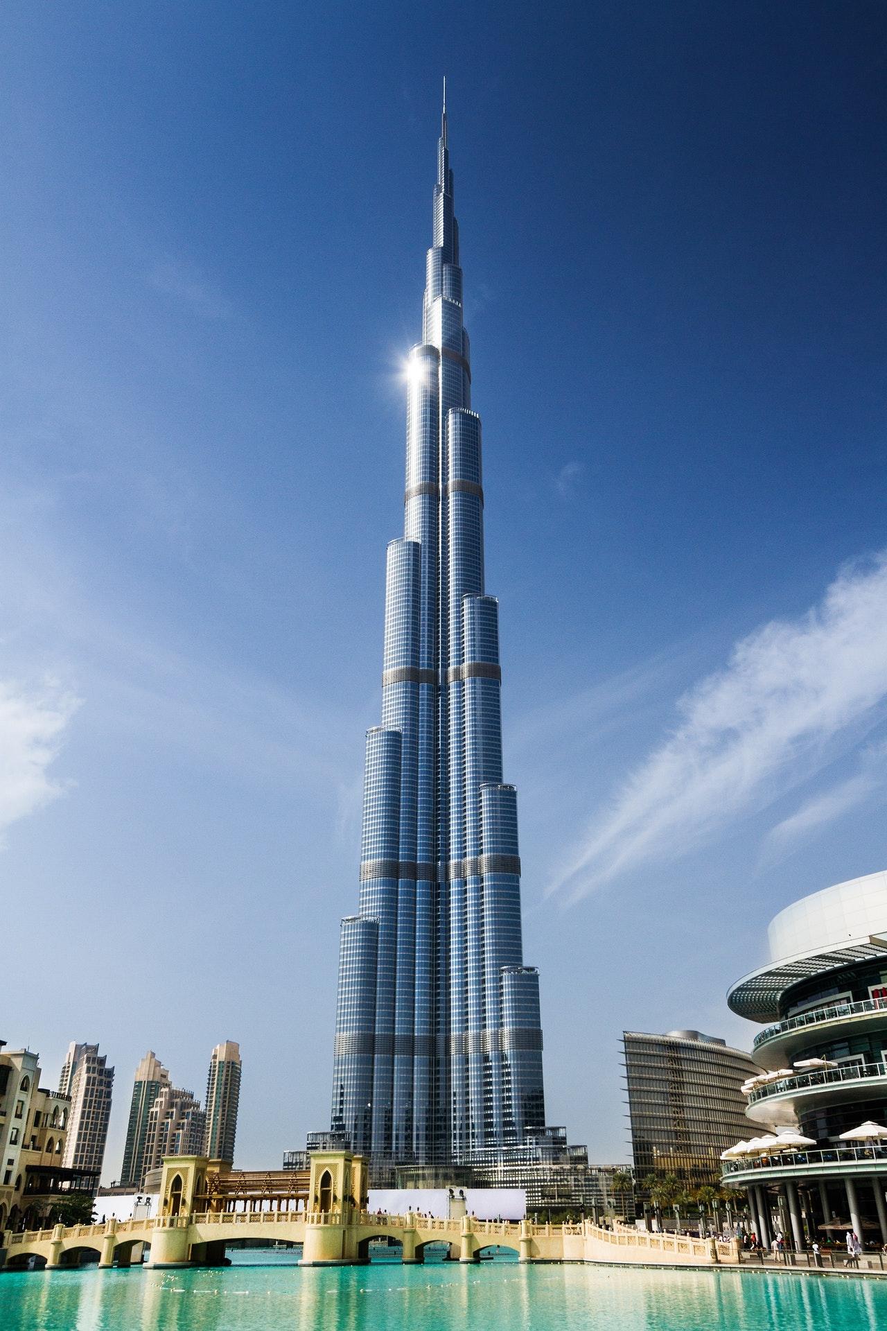 Burj Khalifa - Voyage à Dubaï