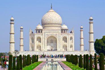 Taj Mahal - Voyage en Inde
