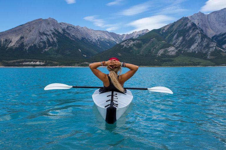 Une aventure de sport nautique aux États-Unis