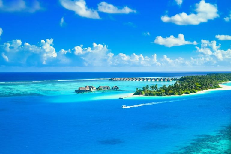Maldives - îles