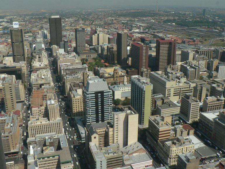 Johannesburg _ Afrique du Sud